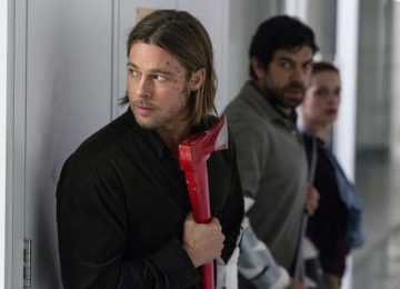 Brad Pitt Plays Himself In World War Z (Review)