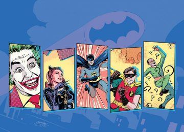 Weekly Comics Roundup (DC Titles) – July 27, 2013