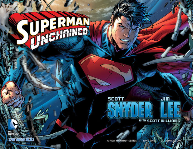 comics-superman-unchained