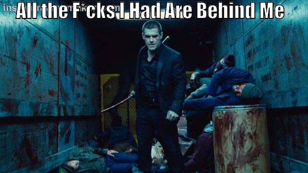 Oldboy Will Make You Hate Humanity