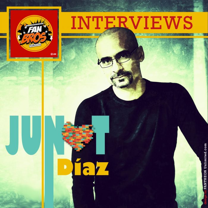 Junot Diaz Podcast