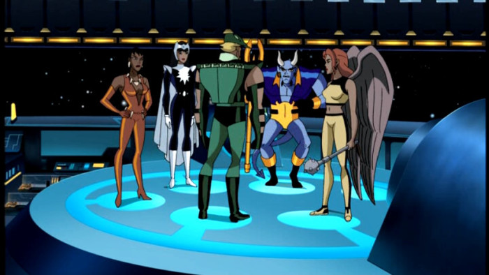 Vixen, Dr. Light, Blue Devil are all characters Marvel would have used in film already.