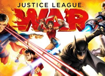 Justice League: War (REVIEW)
