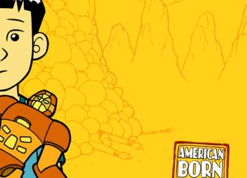 American Born Chinese (Graphic Novel Review)