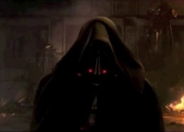 "Kanye West Stars As Darth Yeezus In New Video For ""On Sight"" (Directed By Dallas Penn)"