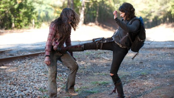 The Walking Dead Finale Review