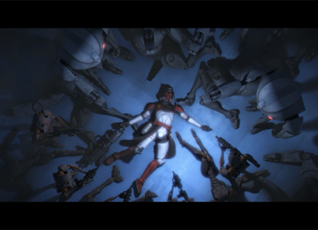 "Star Wars: The Clone Wars ""A Crisis at The Heart"" REVIEW"
