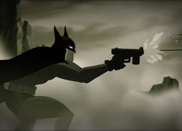 Batman: Strange Days: Batman 75th Anniversary Short