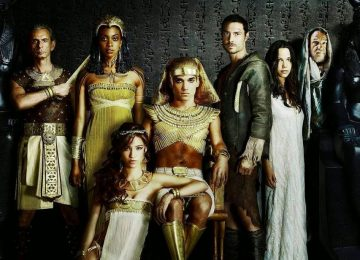 FOX's HIEROGLYPH Show About Egyptians is VERY British