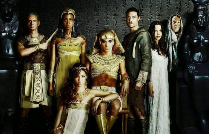 Hieroglyph Cast Photo