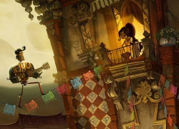First look at Guillermo Del Toro's The Book Of Life