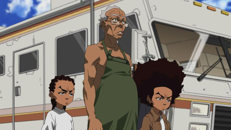 the boondocks vf