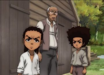 The Boondocks Season 4 Episode 7: recap