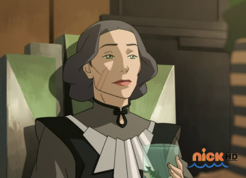 "The Legend Of Korra: ""Old Wounds"" & ""Original Airbenders"" REVIEW"