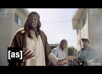 Aaron McGruder Returns: First Trailer for Black Jesus is Here