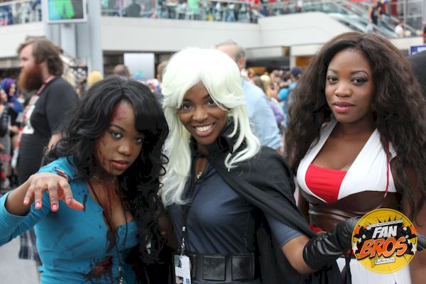 Cosplay NYCC 2014