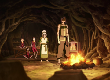 """The Legend of Korra: """"The Calling"""" REVIEW"""