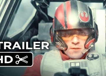 Here's The First Trailer For Star War VII: The Force Awakens