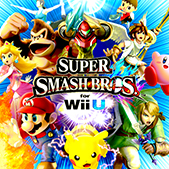 Super Smash Bros for Wii U The Game Awards 2014