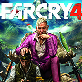 Far Cry 4 The Game Awards 2014