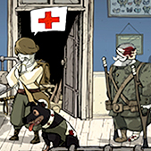 """Valiant Hearts: The Great War"""