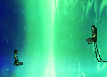 "The Legend of Korra ""Remembrances"" & ""Beyond The Wilds"" REVIEWS"