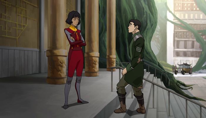 The Legend Of Korra Remembrances Beyond The Wilds Reviews