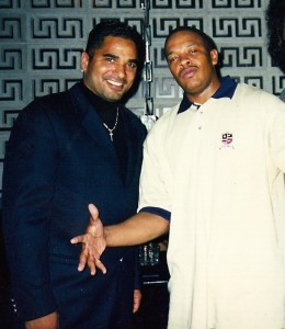 Dr. Dre and co-founder Howard Lynch