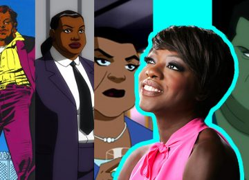 "Viola Davis confirms Suicide Squad role as ""Amanda Waller"""