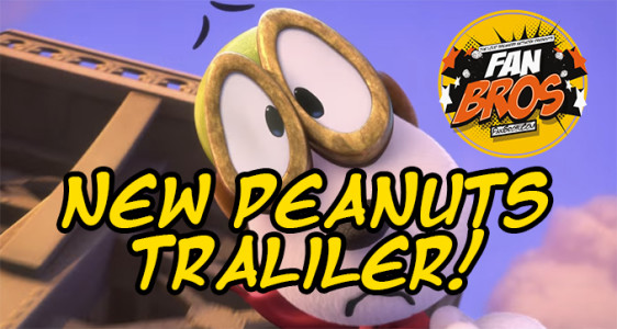 74fe0c50a3 The Peanuts Movie - New Trailer - For All Nerds
