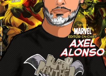The Axel Alonso (Marvel Comics Editor In Chief) Episode (FanBrosShow)