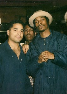Snoop Dogg and co-founder Howard Lynch