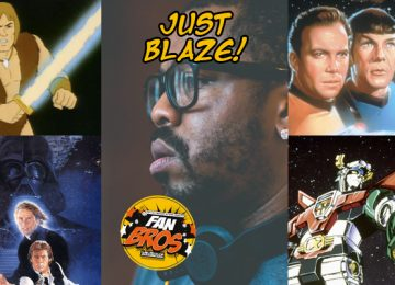 FanBros Flashback Friday! w/Just Blaze!