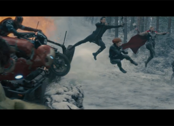 OH God Avengers: Age of Ultron Trailer 3