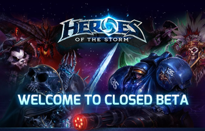 closed beta banner