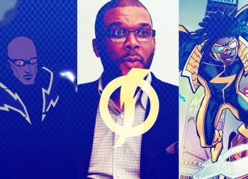 Tyler Perry to helm DC Comics' Static TV Series