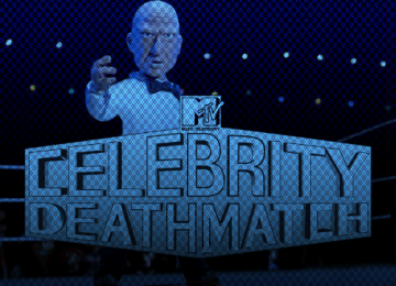 The Return of Celebrity Deathmatch – CWAR!