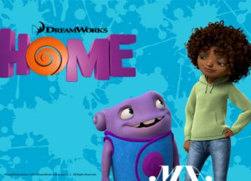 DreamWorks' Home: A Review