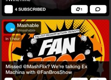 LIVESTREAM: MashFlix vs. FanBrosShow on #Meerkat