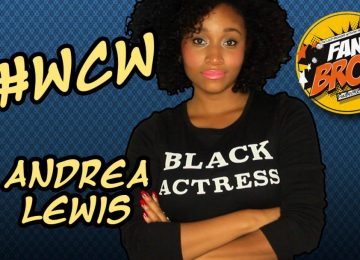 Andrea Lewis is our 'Woman Crush Wednesday'