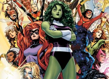 """RECAP:  """"Welcome to Arcadia"""" – A-Force #1"""