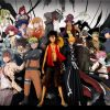 The Best Anime: Mecha and Ninjas and Cat Girls--Oh My!