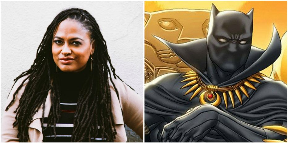 buy popular d9c07 49d2e BREAKING Ava DuVernay Confirmed as Black Panther Director - For All Nerds  .