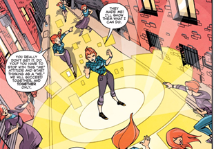 "RECAP/REVIEW: The Infinite Loop #4 - ""Strength is [not] Unity"" - For"