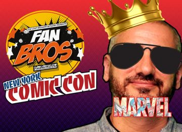 A moment with Marvel's Editor In Chief, Axel Alonso – NYCC 2015