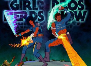 Black Girl Nerds Vs FanBrosShow Live From NYSW