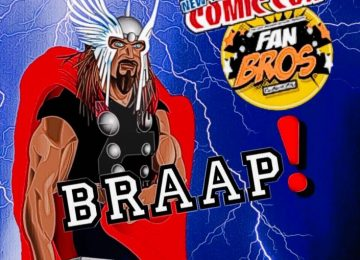 BRAAP Segment – Volume Two (NYCC 2015)