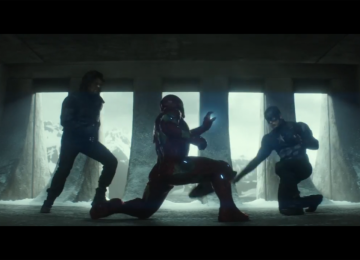 The First Captain America: Civil War Trailer Is…Damn!