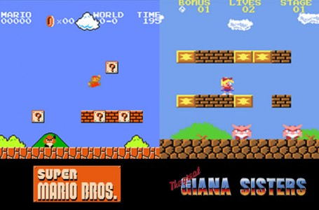 The-Great-Giana-Sisters-and-Super-mario-bros-comparison
