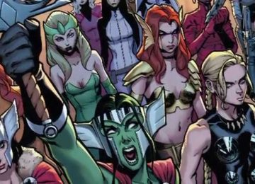 "RECAP/REVIEW: A-Force #5 – ""Singularity"""